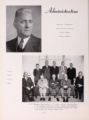 Page 16, 1951 Edition, Fairfax High School - Fare Fac Sampler Yearbook (Fairfax, VA) online yearbook collection