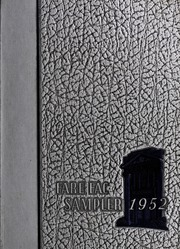 1952 Edition, Fairfax High School - Fare Fac Sampler Yearbook (Fairfax, VA)