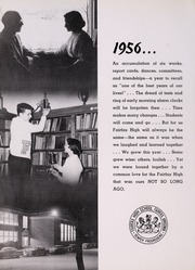 Page 10, 1956 Edition, Fairfax High School - Fare Fac Sampler Yearbook (Fairfax, VA) online yearbook collection
