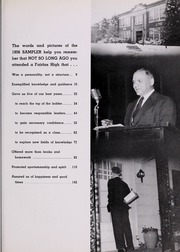 Page 11, 1956 Edition, Fairfax High School - Fare Fac Sampler Yearbook (Fairfax, VA) online yearbook collection