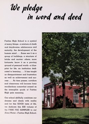 Page 12, 1956 Edition, Fairfax High School - Fare Fac Sampler Yearbook (Fairfax, VA) online yearbook collection