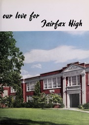 Page 13, 1956 Edition, Fairfax High School - Fare Fac Sampler Yearbook (Fairfax, VA) online yearbook collection