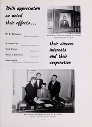 Page 17, 1956 Edition, Fairfax High School - Fare Fac Sampler Yearbook (Fairfax, VA) online yearbook collection
