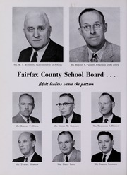 Page 10, 1959 Edition, Fairfax High School - Fare Fac Sampler Yearbook (Fairfax, VA) online yearbook collection