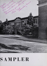 Page 7, 1959 Edition, Fairfax High School - Fare Fac Sampler Yearbook (Fairfax, VA) online yearbook collection