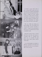 Page 8, 1959 Edition, Fairfax High School - Fare Fac Sampler Yearbook (Fairfax, VA) online yearbook collection