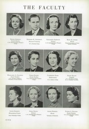 Page 16, 1941 Edition, Granby High School - Yearbook (Norfolk, VA) online yearbook collection