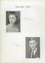 Page 14, 1943 Edition, Granby High School - Yearbook (Norfolk, VA) online yearbook collection
