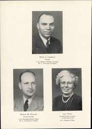 Page 14, 1947 Edition, Granby High School - Yearbook (Norfolk, VA) online yearbook collection