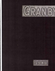 Page 1, 1948 Edition, Granby High School - Yearbook (Norfolk, VA) online yearbook collection