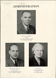 Page 11, 1948 Edition, Granby High School - Yearbook (Norfolk, VA) online yearbook collection