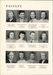 Page 16, 1948 Edition, Granby High School - Yearbook (Norfolk, VA) online yearbook collection