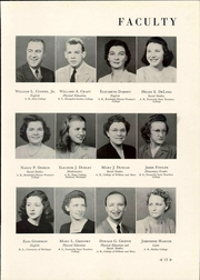 Page 17, 1948 Edition, Granby High School - Yearbook (Norfolk, VA) online yearbook collection