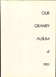 Page 7, 1951 Edition, Granby High School - Yearbook (Norfolk, VA) online yearbook collection