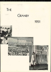 Page 9, 1951 Edition, Granby High School - Yearbook (Norfolk, VA) online yearbook collection