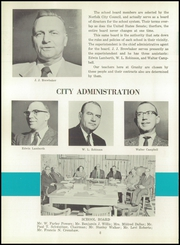 Page 12, 1960 Edition, Granby High School - Yearbook (Norfolk, VA) online yearbook collection