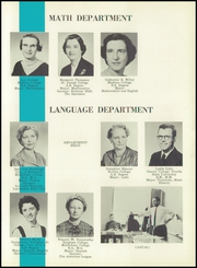 Page 17, 1960 Edition, Granby High School - Yearbook (Norfolk, VA) online yearbook collection