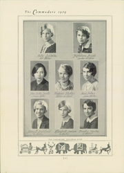 Page 12, 1929 Edition, Maury High School - Commodore Yearbook (Norfolk, VA) online yearbook collection