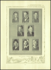 Page 15, 1930 Edition, Maury High School - Commodore Yearbook (Norfolk, VA) online yearbook collection