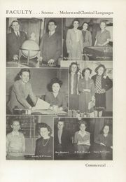 Page 17, 1944 Edition, Maury High School - Commodore Yearbook (Norfolk, VA) online yearbook collection