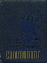 1952 Edition, Maury High School - Commodore Yearbook (Norfolk, VA)