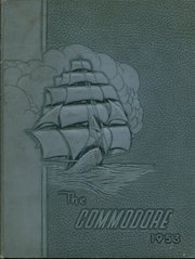 1953 Edition, Maury High School - Commodore Yearbook (Norfolk, VA)