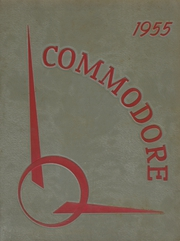 Page 1, 1955 Edition, Maury High School - Commodore Yearbook (Norfolk, VA) online yearbook collection