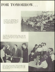 Page 15, 1955 Edition, Maury High School - Commodore Yearbook (Norfolk, VA) online yearbook collection