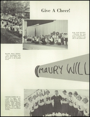 Page 16, 1955 Edition, Maury High School - Commodore Yearbook (Norfolk, VA) online yearbook collection