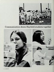 Page 56, 1973 Edition, Hayfield Secondary School - Harvester Yearbook (Alexandria, VA) online yearbook collection