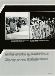 Page 11, 1985 Edition, Hayfield Secondary School - Harvester Yearbook (Alexandria, VA) online yearbook collection