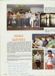 Page 6, 1985 Edition, Hayfield Secondary School - Harvester Yearbook (Alexandria, VA) online yearbook collection