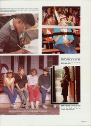 Page 9, 1985 Edition, Hayfield Secondary School - Harvester Yearbook (Alexandria, VA) online yearbook collection