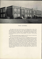 Page 8, 1945 Edition, William Fleming High School - Colonel Yearbook (Roanoke, VA) online yearbook collection