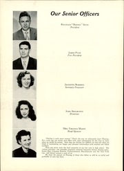 Page 16, 1950 Edition, William Fleming High School - Colonel Yearbook (Roanoke, VA) online yearbook collection