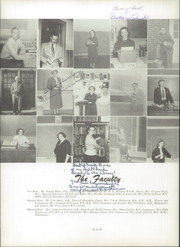 Page 10, 1953 Edition, William Fleming High School - Colonel Yearbook (Roanoke, VA) online yearbook collection