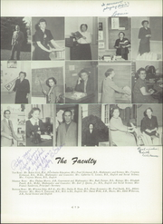 Page 11, 1953 Edition, William Fleming High School - Colonel Yearbook (Roanoke, VA) online yearbook collection