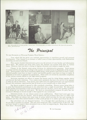 Page 9, 1953 Edition, William Fleming High School - Colonel Yearbook (Roanoke, VA) online yearbook collection