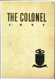 Page 1, 1957 Edition, William Fleming High School - Colonel Yearbook (Roanoke, VA) online yearbook collection