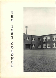 Page 10, 1957 Edition, William Fleming High School - Colonel Yearbook (Roanoke, VA) online yearbook collection