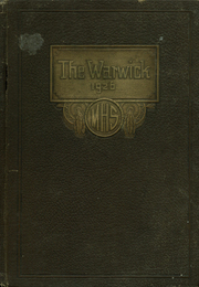 1926 Edition, Warwick High School - Yearbook (Newport News, VA)
