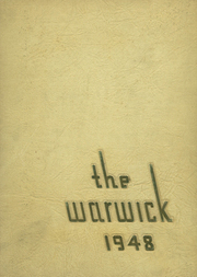 1948 Edition, Warwick High School - Yearbook (Newport News, VA)