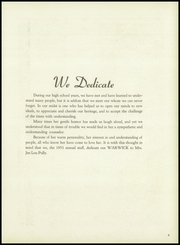 Page 13, 1953 Edition, Warwick High School - Yearbook (Newport News, VA) online yearbook collection