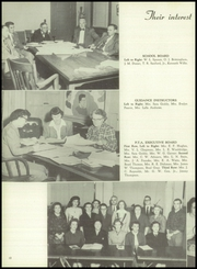 Page 16, 1953 Edition, Warwick High School - Yearbook (Newport News, VA) online yearbook collection