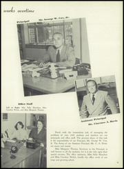 Page 17, 1953 Edition, Warwick High School - Yearbook (Newport News, VA) online yearbook collection