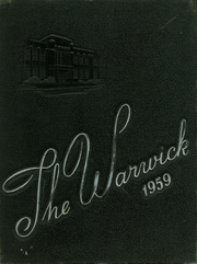 1959 Edition, Warwick High School - Yearbook (Newport News, VA)