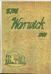 1960 Edition, Warwick High School - Yearbook (Newport News, VA)