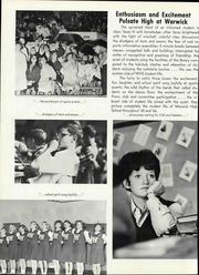 Page 10, 1966 Edition, Warwick High School - Yearbook (Newport News, VA) online yearbook collection