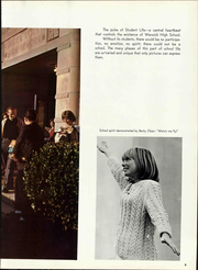 Page 13, 1966 Edition, Warwick High School - Yearbook (Newport News, VA) online yearbook collection