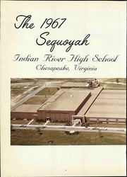 Page 8, 1967 Edition, Indian River High School - Sequoyah Yearbook (Chesapeake, VA) online yearbook collection